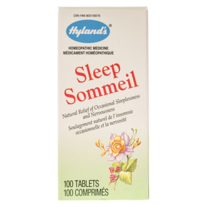Hyland's Sleep Relief Tablets