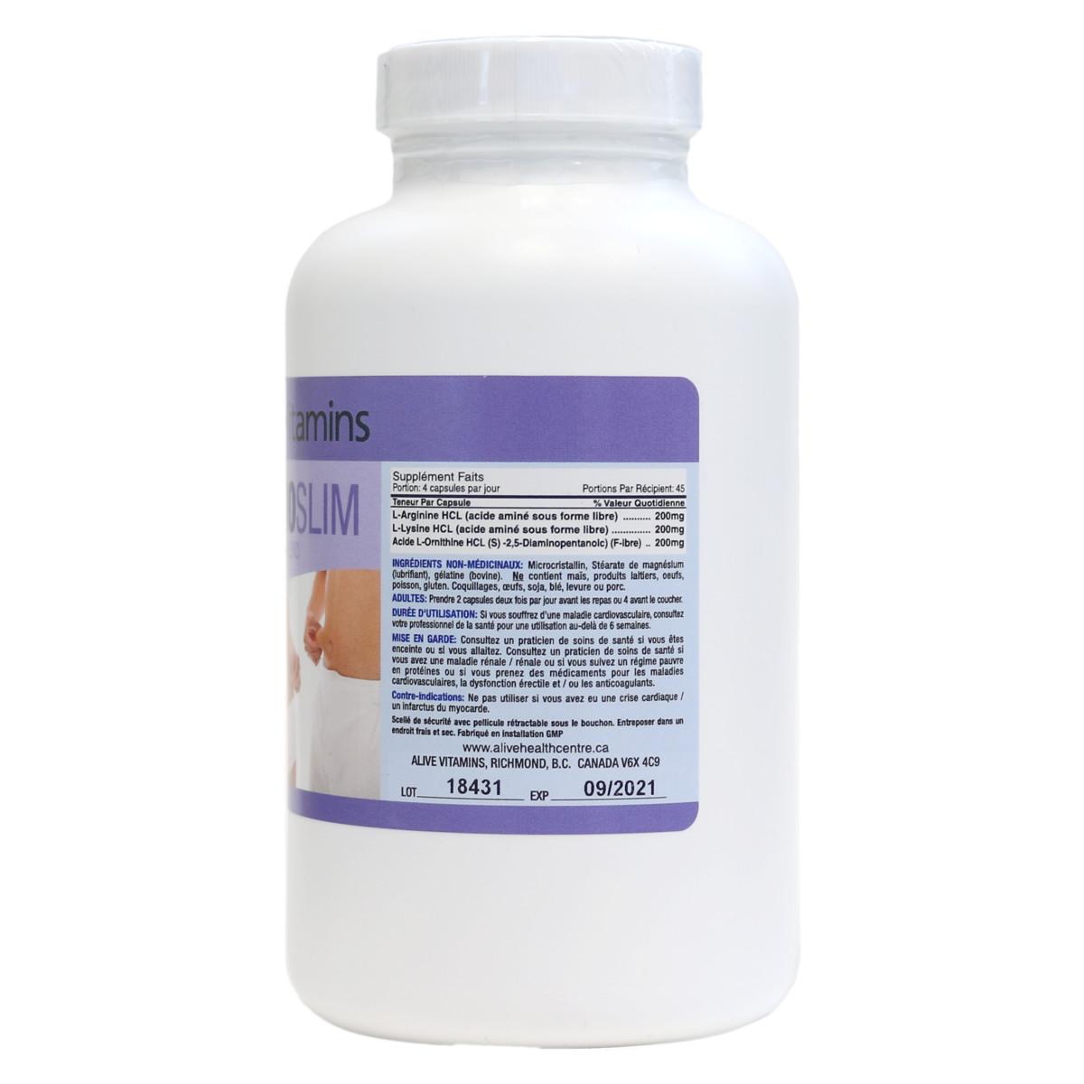 supliment de slăbit amino slim scăderea în greutate a scoarței de magnolie