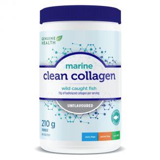 Genuine Health Marine Clean Collagen 210g Unflavoured