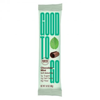 Good To Go Keto Bar Chocolate Mint
