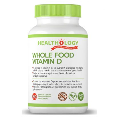 Whole Food Vitamin D