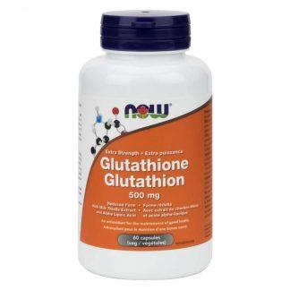 Now Glutathione 500mg