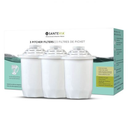 Mineralizing Water System - Filter (3 pack)