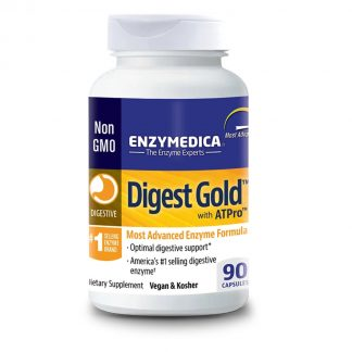 Enzymedica Digest Gold - 90 Capsules