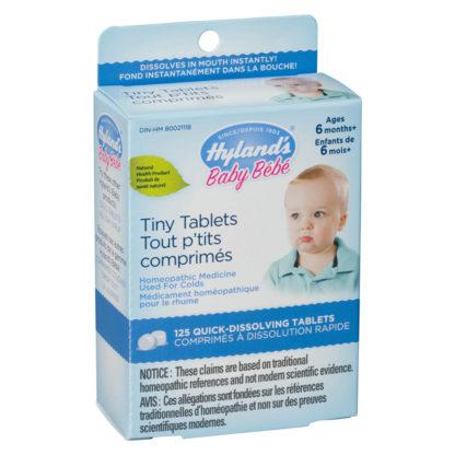 Hyland's Baby Tiny Tablets
