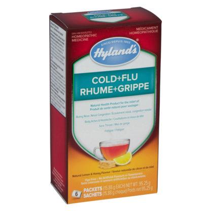 Hyland's Cold Flu