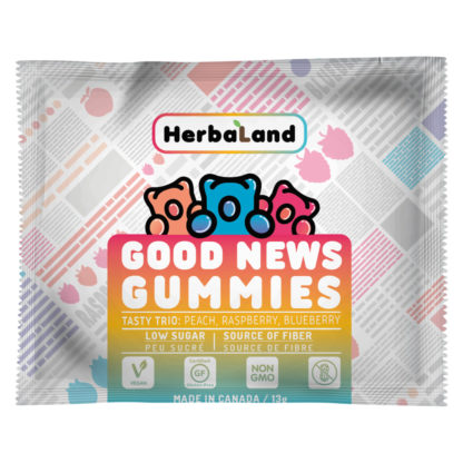Good News Gummies - Tasty Trio