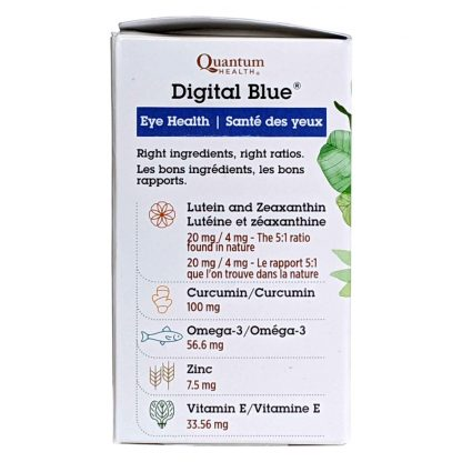 Digital Blue Eye Health