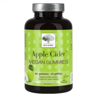 New Nordic Apple Cider Vegan Gummies