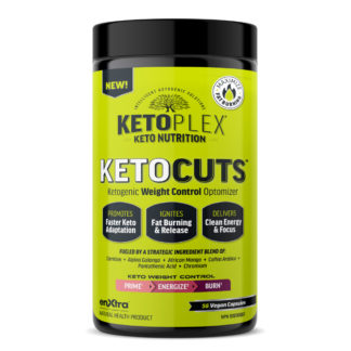 KetoPlex Keto Cuts - Ketogenic LEAN BODY Optimizer