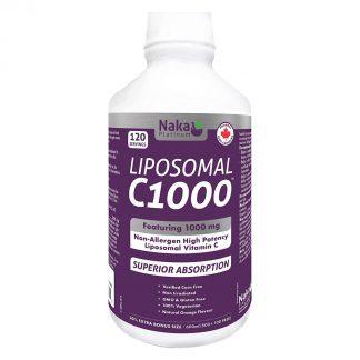Naka Liposomal C1000 600ml
