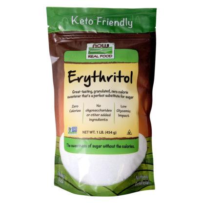 Now Erythritol