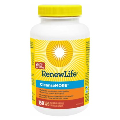 Renew Life Cleanse More 150s