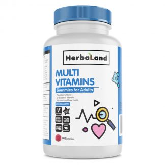 Herbaland Multi Vitamins - Gummies for Adults