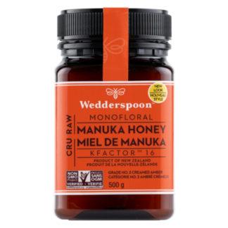 Wedderspoon Manuka Honey 500g