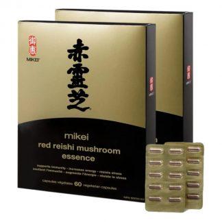 Mikei Red Reishi Mushroom Essence