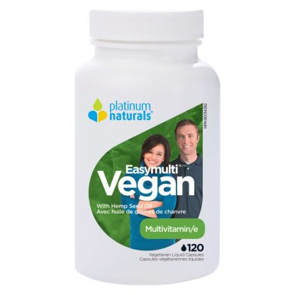 Easymulti Vegan Multivitamin
