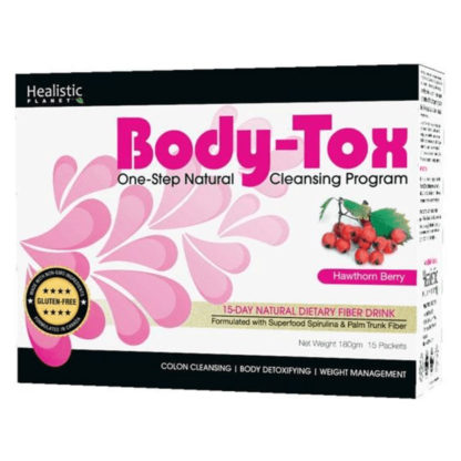 Body-Tox - Hawthorn Berry - Final Sale