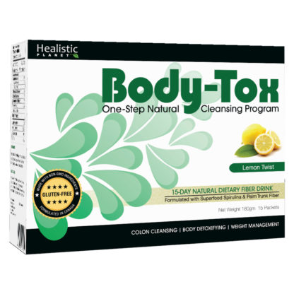 Body-Tox - Lemon Twist - Final Sale