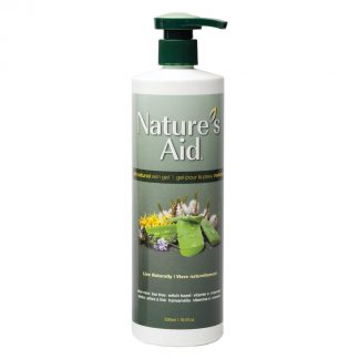 Nature's Aid Skin Gel - 500ml