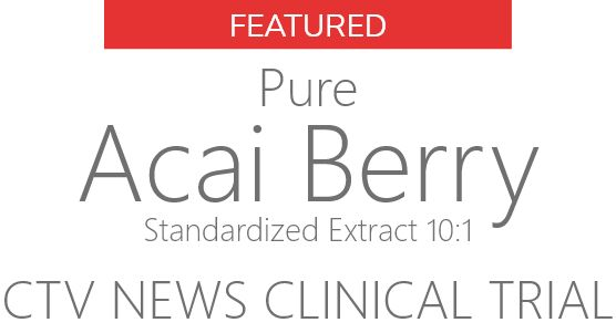 Featured: Acai Berry Extract