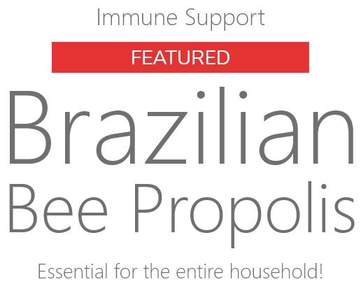 Brazilian Bee Propolis