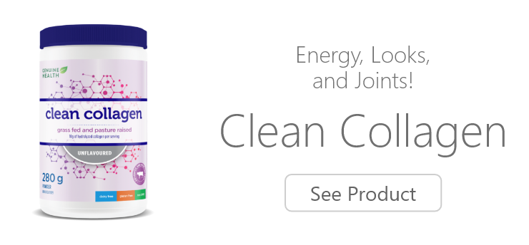 Featured Product: Genuine Health Clean Collagen