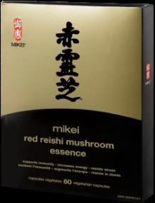 Featured: Mikei Red Reishi Mushroom Essence