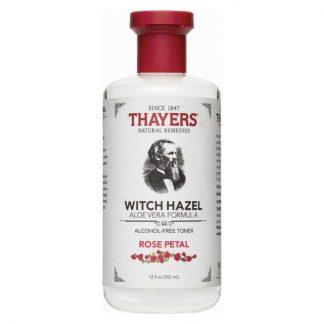 Witch Hazel Astringent - Rose Petal