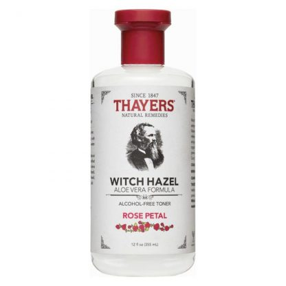Witch Hazel Astringent - Rose Petal