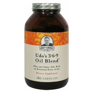 Udo's Oil™ Omega 3 6 9 Blend - Capsules