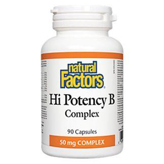 Hi Potency B Complex