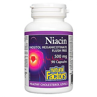 Niacin Inositol Hexanicotinate