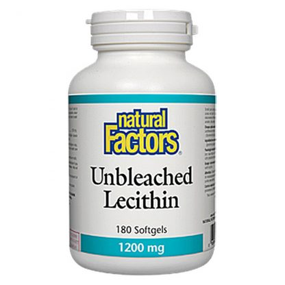 Unbleached Lecithin