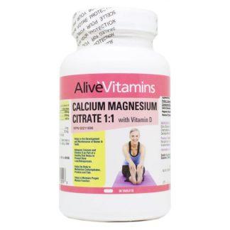 Calcium Magnesium Citrate 1:1