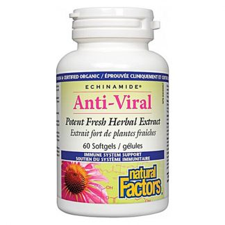 ECHINAMIDE®, Anti-Viral Potent Fresh Herbal Extract