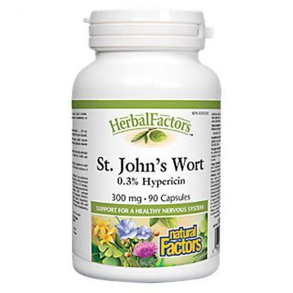 HerbalFactors®, St. John's Wort
