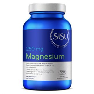 Magnesium - 250 mg