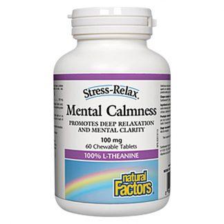 Stress-Relax®, Mental Calmness