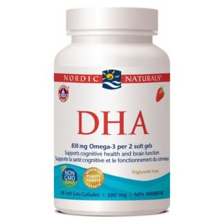 DHA - Strawberry