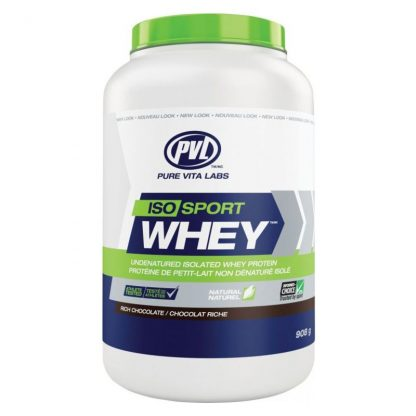 ISO Sport Whey - Chocolate