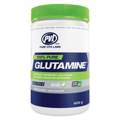 100% Pure Glutamine - Natural