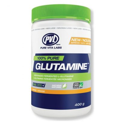 100% Pure Glutamine - Orange