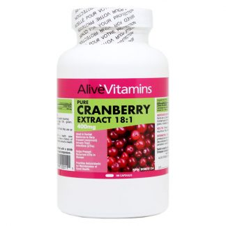 Pure Cranberry Extract 18:1