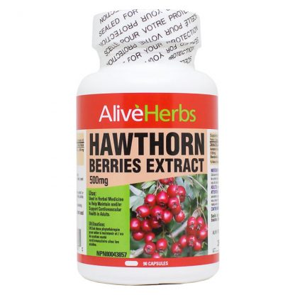 Hawthorn Berries Extract
