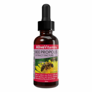 Bee Propolis Extract Tincture (Alcohol)