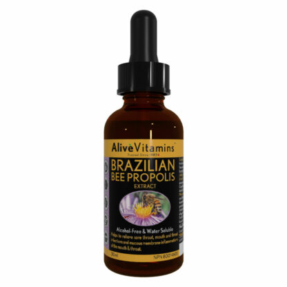 Brazillian Bee Propolis Extract (Alcohol Free-Water Soluble)
