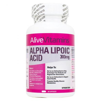 Alpha Lipoic Acid (Germany)