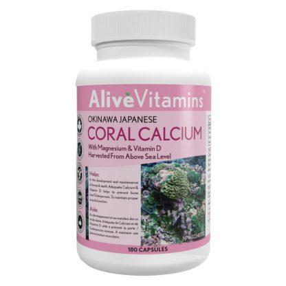 Coral Calcium (Okinawa Japanese)