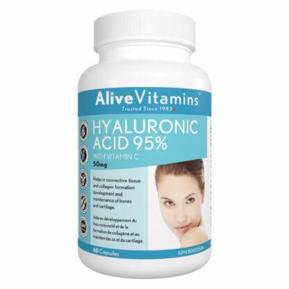 Hyaluronic Acid 95%